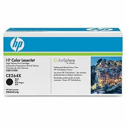 HP CE264X Black toner za CLJ CM4540 MFP