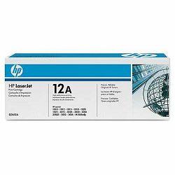 HP 12A Black Dual Pack LaserJet Toner