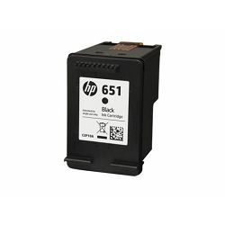 C2P10AE HP No. 651., crna tinta