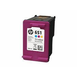 C2P11AE HP No. 651., boja