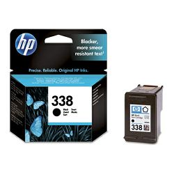 C8765EE HP tinta crna, No.338, 11ml