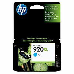 CD972AE HP tinta plava, No.920XL