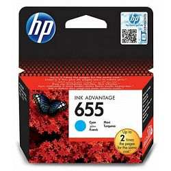 CZ111EA HP tinta crvena, No.655