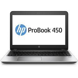 HP 450G4  i5/8GB/256GB/IntHD/15.6