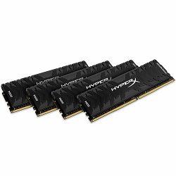KINGSTON 32GB 2400MHz DDR4 CL12 DIMM (Kit of 4) XMP HyperX Predator