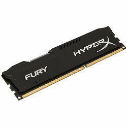 Kingston  8GB 2400MHz DDR4 CL15 DIMM HyperX FURY Black, EAN: 740617256550