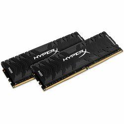Kingston  16GB 3000MHz DDR4 CL15 DIMM (Kit of 2) XMP HyperX Predator, EAN: 740617258516