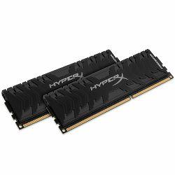 Kingston  32GB 3000MHz DDR4 CL15 DIMM (Kit of 2) XMP HyperX Predator, EAN: 740617258509