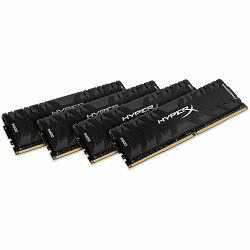 Kingston  32GB 3200MHz DDR4 CL16 DIMM (Kit of 4) XMP HyperX Predator, EAN: 740617258431