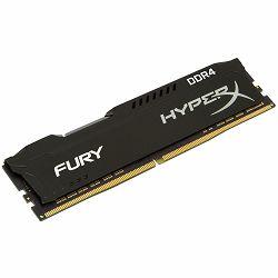 Kingston DRAM 8GB 3200MHz DDR4 CL18 DIMM 1Rx8 HyperX FURY Black EAN: 740617278156