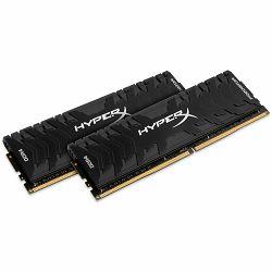Kingston  16GB 3333MHz DDR4 CL16 DIMM (Kit of 2) XMP HyperX Predator, EAN: 740617258424