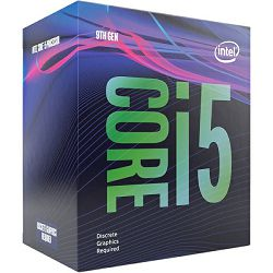 Intel Core i5 9400F 2.9/4.1GHz,9MB,6C,LGA 1151