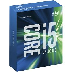 Intel Core i5 7600K 3,8GHz,6MB,LGA 1151,bez hladnj