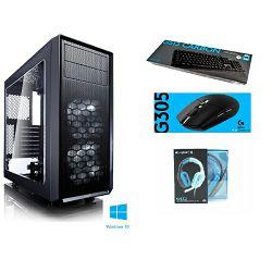 IQ Standard Gaming 2200G/8GB/RX580/500W/W10/t+m