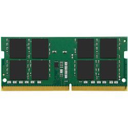 Kingston DRAM Notebook Memory 8GB DDR4 2666MHz SODIMM, EAN: 740617281897
