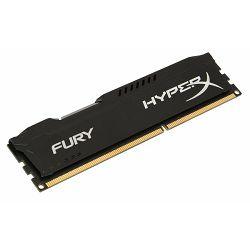 Kingston DDR3 HyperX Fury, 1866MHz, 8GB Black