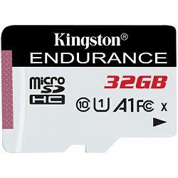 Kingston microSD High End., R95MB/s W30MB/s, 32GB