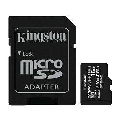Kingston microSDXC, Select plus, Class10, 16GB