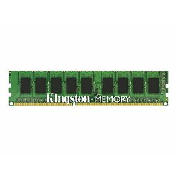Kingston DDR3 1600MHz, CL11,  2GB
