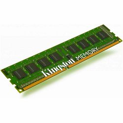 Kingston  4GB 1333MHz DDR3 Non-ECC CL9 DIMM 1Rx8, EAN: 740617207620