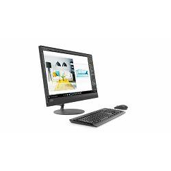 Lenovo AiO 520 i3/8GB/2TB+128GB/23.8FHD/W10/crni