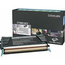 Toner C736/X736/X738 black 12K