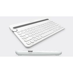Tipkovnica Bluetooth K480 white