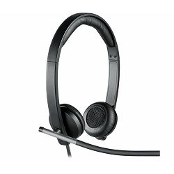 USB Headset Stereo H650e , 981-000519