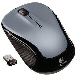 Miš Wireless M325 Light Silver