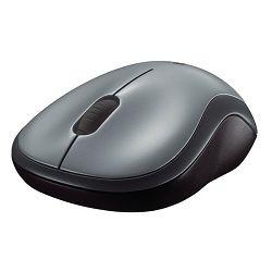 Logitech M185, bežični miš, sivi