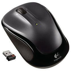 Logitech M325 Dark Silver, bežični miš