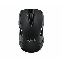 Logitech M545, bežični miš, crni