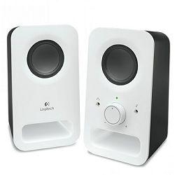 Logitech Z-150, 2.0 zvučnici, bijeli