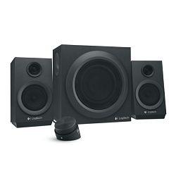 Logitech Z333, 2.1 zvučnici, crni