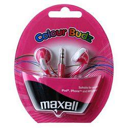 Maxell Stereo colour slušalice, roze