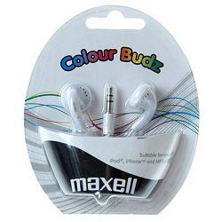 Maxell Stereo colour slušalice, bijele