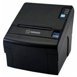 MicroPOS SEWOO TE213  term. USB + ser., crni, ESC