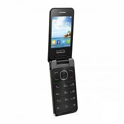 Mobitel Alcatel OT-2012 DS, smeđi