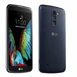 Smartphone LG K10 K430, DualSIM, plavo-crni