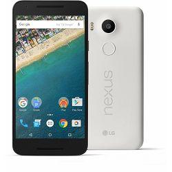 Smartphone LG Google Nexus 5X H791, 32GB, bijeli