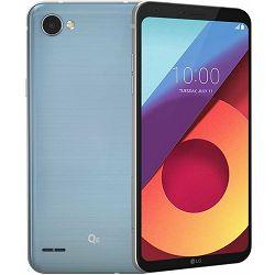 Smartphone LG Q6 M700A, DualSIM, platinum plavi