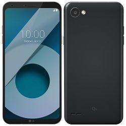 Smartphone LG Q6 M700N, crni