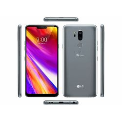 Smartphone LG G7 ThinQ G710EM, platinum