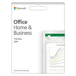 Office Home and Business 2019 Croatian EuroZone Me, T5D-03197