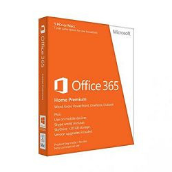 MS Office Home Premium 365 AllLng Dwnld lic., 1 g.