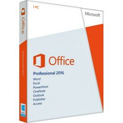 MS Office Professional 2016 All lng Dwnld licenca