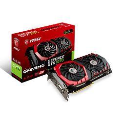 MSI GF GTX 1070 Gaming, 8GB GDDR5, DX12