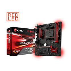 MSI B350M Gaming Pro, AM4, DDR4, U3, m.2, mATX