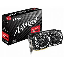 MSI RX 590 ARMOR 8G OC, 8GB GDDR5, DX12