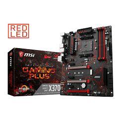 MSI X370 GAMING PLUS, D4, U3.1, m2, AM4